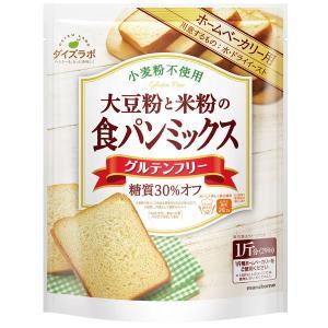マルコメ ダイズラボ 大豆粉のパンミックス 290g 1個