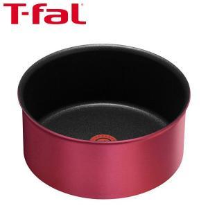 T-fal(ティファール)インジニオ・ネオ IHルビー・エクセレンス ソースパン 20cm IH対応 L66330|y-lohaco