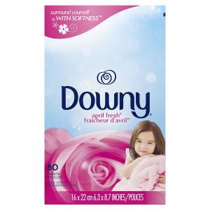 ダウニー(Downy) 乾燥機用柔軟仕上げ剤シ...の関連商品1