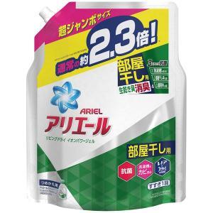 アリエール リビングドライイオンパワージェル 詰め替え 超ジャンボ 1個 1.62kg 洗濯洗剤 P...