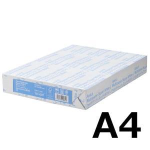 コピー用紙 マルチペーパー スーパーホワイトJ A4 1冊(500枚入) 高白色 国内生産品 アスク...