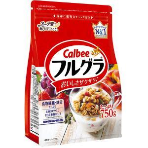 カルビー フルグラ 800g 徳用フルーツグラノーラ 1袋|y-lohaco