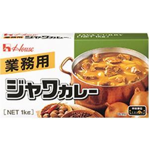 ハウス食品 業務用ジャワカレー 1kg 1個|y-lohaco