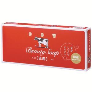 カウブランド 赤箱 ローズ調 100g 1パック(6個入) 牛乳石鹸共進社 LOHACO PayPayモール店