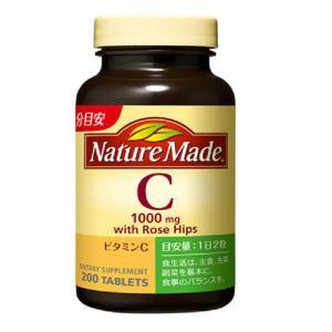 ネイチャーメイド ビタミンC 200粒|y-lohaco