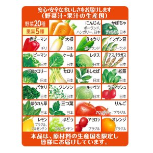 野菜ジュース伊藤園 充実野菜 緑黄色野菜ミックス 930g 1箱(12本入)|y-lohaco|02