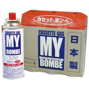 ニチネン マイボンベL 1パック(3本入) (カセットガスボンベ)
