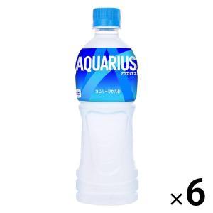 コカ・コーラ アクエリアス 500ml 1セット(6本)