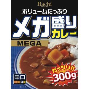 ハチ食品 メガ盛りカレー〔辛口〕 300g 9...の関連商品1