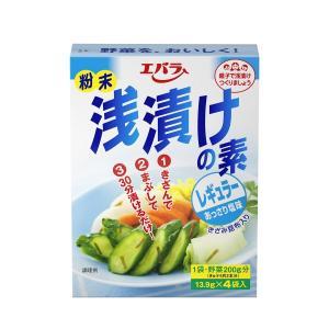 エバラ 粉末浅漬けの素レギュラー 55.6g 750703 エバラ食品