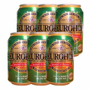 ユーロホップ 缶 ベルギー産新ジャンル 330ml 1セット(1本×6)|y-lohaco