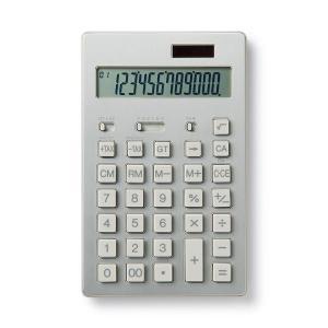 無印良品 電卓 12桁 シルバー 5568079 良品計画