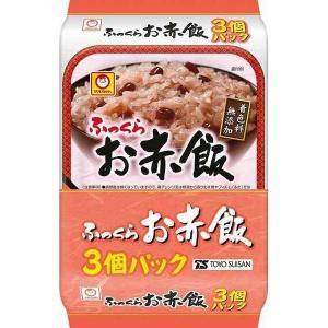 マルちゃん ふっくらお赤飯 3P 480g