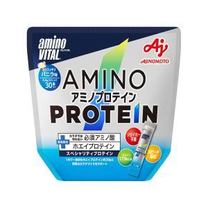 アミノバイタル アミノプロテイン バニラ味 1袋(30本入) 味の素 プロテイン