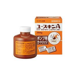 ユースキンA ポンプ用カートリッジ 260g  ユースキン製薬|y-lohaco