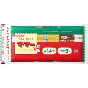 日清フーズ マ・マー チャックスパゲティ1.4mm結束 600g 304110 1個|y-lohaco