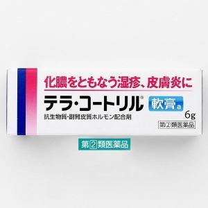 テラ・コートリル軟膏a 6g 陽進堂 指定第2類医薬品