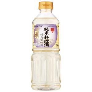 ミツカン 純米料理酒 600ml 763160 1本|y-lohaco