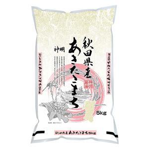 精白米 秋田県産あきたこまち 5kg 令和元年産 米 お米