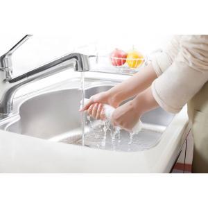 キッチンペーパー 不織布 61カット スコッティファイン 洗って使えるペーパータオル 1ロール 日本製紙クレシア|y-lohaco|03