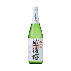 越後桜酒造 大吟醸 720ml  日本酒|LOHACO PayPayモール店