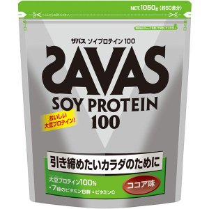 ザバス(SAVAS) ソイプロテイン100 コ...の関連商品3