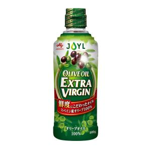 J-オイルミルズ 味の素 オリーブオイル エクストラバージン 400g