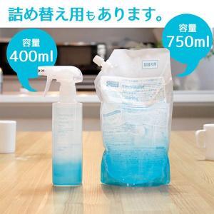 アスクルロハコ限定販売アルカリ電解水クリーナー(業務用 激落ちくん) 本体400ml S-663 レック|y-lohaco|09