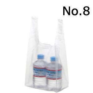 アスクル レジ袋 半透明タイプ 8号 1袋(100枚入)|LOHACO PayPayモール店