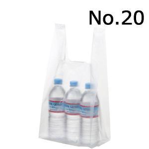 アスクル レジ袋 半透明タイプ 20号 1袋(100枚入)|LOHACO PayPayモール店