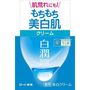 肌ラボ 白潤 薬用美白クリーム 50g ロート製薬