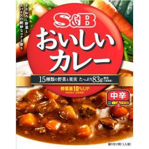 S&B おいしいカレー 中辛 1個の関連商品8