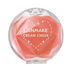 CANMAKE(キャンメイク) クリームチーク 07(コーラルオレンジ) 井田ラボラトリーズ