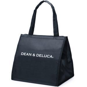 ディーン&デルーカ クーラーバッグ ブラック Lサイズ 2000814201356|y-lohaco