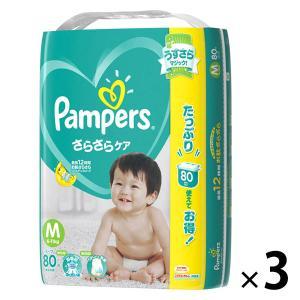 パンパース おむつ テープ M(6~11kg) 1箱 3パッ...