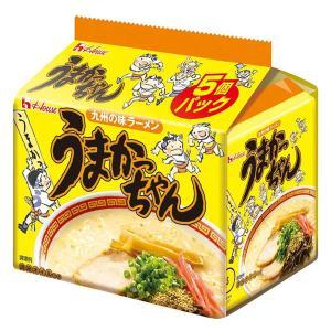 ハウス食品 うまかっちゃん とんこつ 1パック(5食入)|y-lohaco