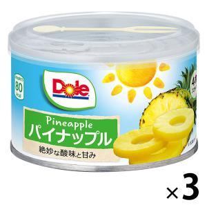 ドール パインスライス4枚 1セット(3缶)
