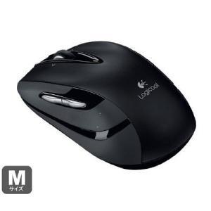 ロジクール(Logicool) 無線ワイヤレスマウス m546シリーズ ダークナイト(ブラック)レー...