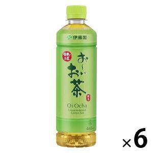 伊藤園 おーいお茶 緑茶 525ml 1セット(6本)