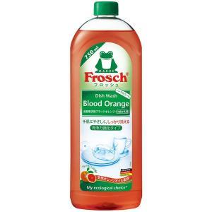 フロッシュ ブラッドオレンジ 詰め替え 750ml 1個 食器用洗剤 旭化成