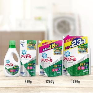 999円祭りP&G対象商品アリエール リビングドライイオンパワージェル 詰め替え 超ジャンボ 1セット(2個入) 1.62kg 洗濯洗剤 P&G|y-lohaco|05