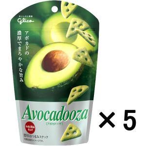 江崎グリコ アボカドーザ 40g 1セット(5個)