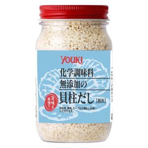 ユウキ食品 化学調味料無添加の貝柱だし110g 1個 中華調味料