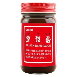 ユウキ食品 豆チ醤(トウチジャン)130g 1個 中華調味料