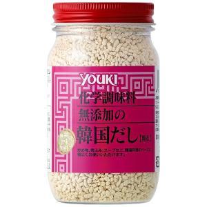 ワゴンセール  クリアランスSALE  ユウキ食品 化学調味料無添加の韓国だし 110g 1本 韓国...