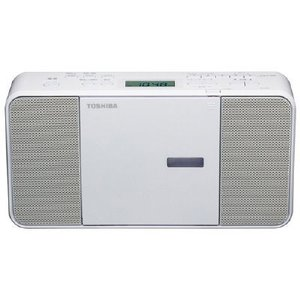 CDラジオ 東芝 TY-C250(W)の関連商品10