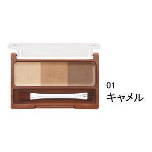 CEZANNE(セザンヌ) ノーズ&アイブロウパウダー 01(キャメル) セザンヌ化粧品