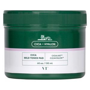 CICA シカマイルドトナーパッド 60枚 VT Cosmetics  韓国コスメ|LOHACO PayPayモール店