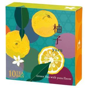 ルピシア 2021 柚子 ティーバッグ 限定デザインBOX 1個(10個入)