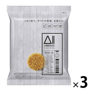 日清食品 Allーin NOODLES(オールインヌードル )麺のみ 3個|y-lohaco